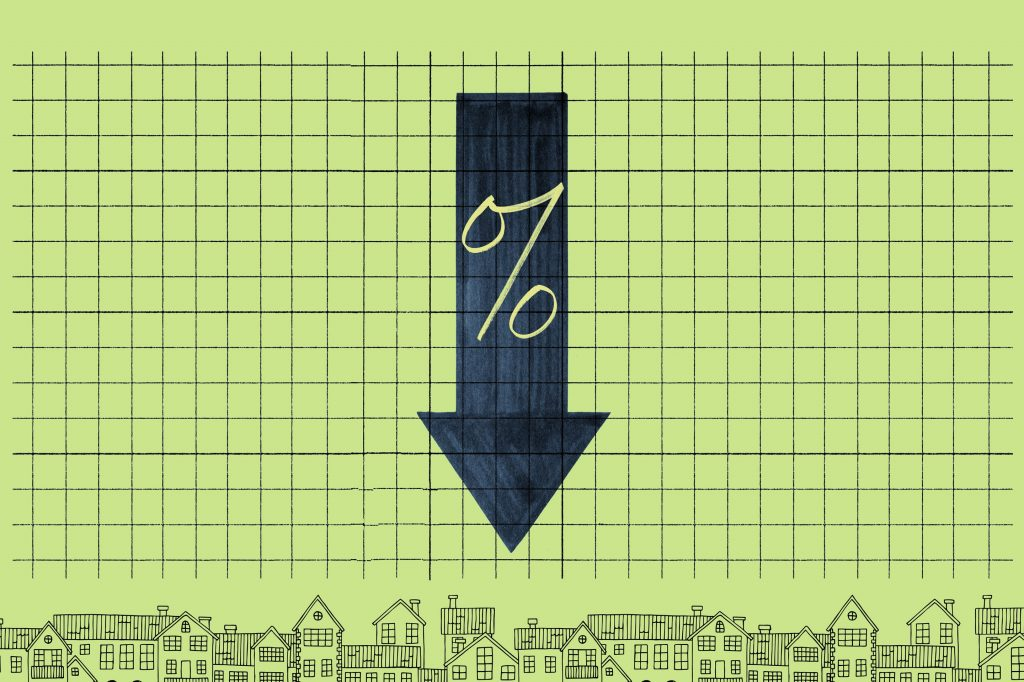 Mortgage News Today; Rates Depict A Declining Trend