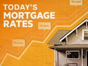 Update on Today's Mortgage Rates