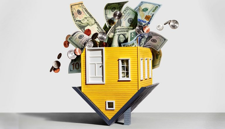 What does Dave Ramsey say about reverse mortgages