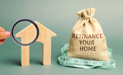 6 BENEFITS TO REFINANCING YOUR HOME